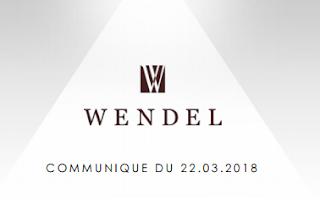 Action Wendel dividende 2018