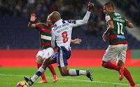 هدف ياسين براهيمي الرائع ضد ماريتيمو (الدوري البرتغالي)