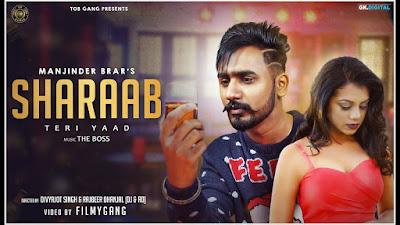 Sharaab – Manjinder Brar Download Full HD Video