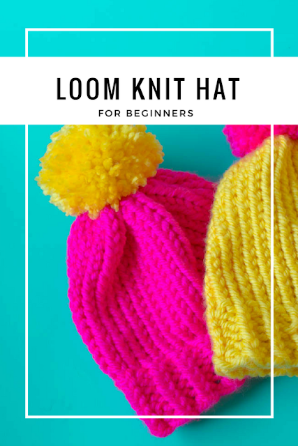 http://www.doityourfreakingself.com/loom-knit-hat/