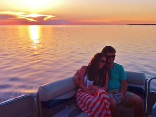 Gulf Shores, Orange Beach, Fort Morgan, Alabama, private, cruise, boat, rental, sunset