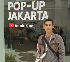 Diundang Youtube - Mengikuti YouTube Pop Up Space-3 Jakarta