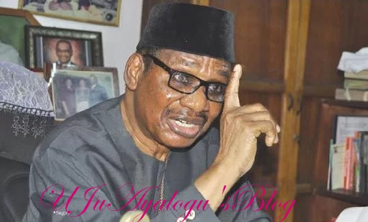 Sagay To Senate: You Are Enemy Of Democracy, Not IGP