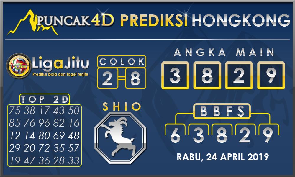 PREDIKSI TOGEL HONGKONG PUNCAK4D 24 APRIL 2019