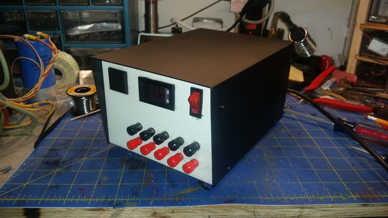 Lithium Battery Elecronic Short Circuit Testing Machine Be Series From