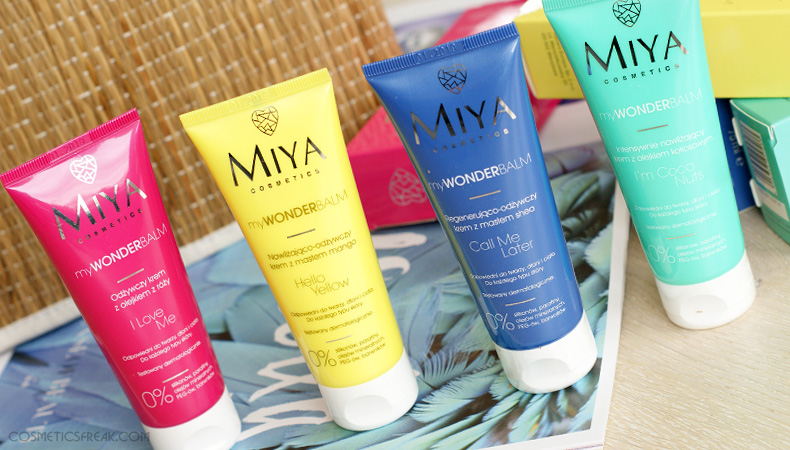 MIYA COSMETICS - myWONDERBALM - HELLO YELLOW