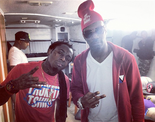 fotos de lil wayne y juicy j army green navy blue song cancion nueva new gas face