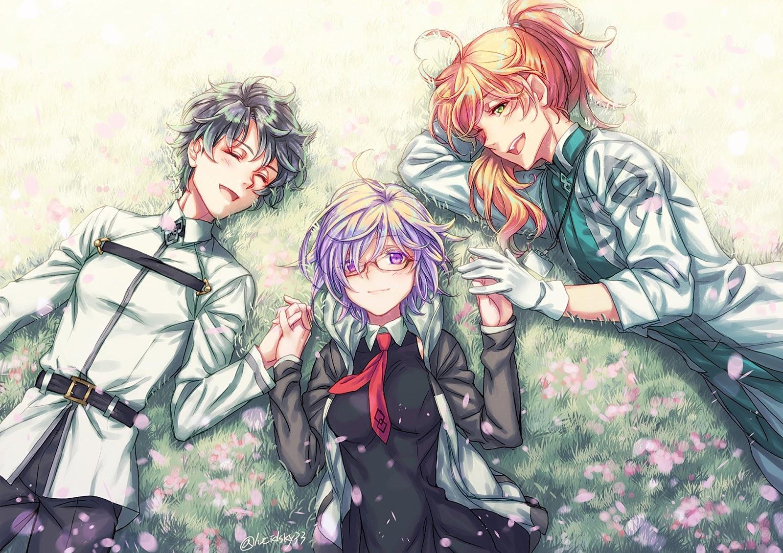 Fate AowVN%2B%252840%2529 - [ Hình Nền ] Anime Fate/GrandOrder tuyệt đẹp Full HD | Wallpaper