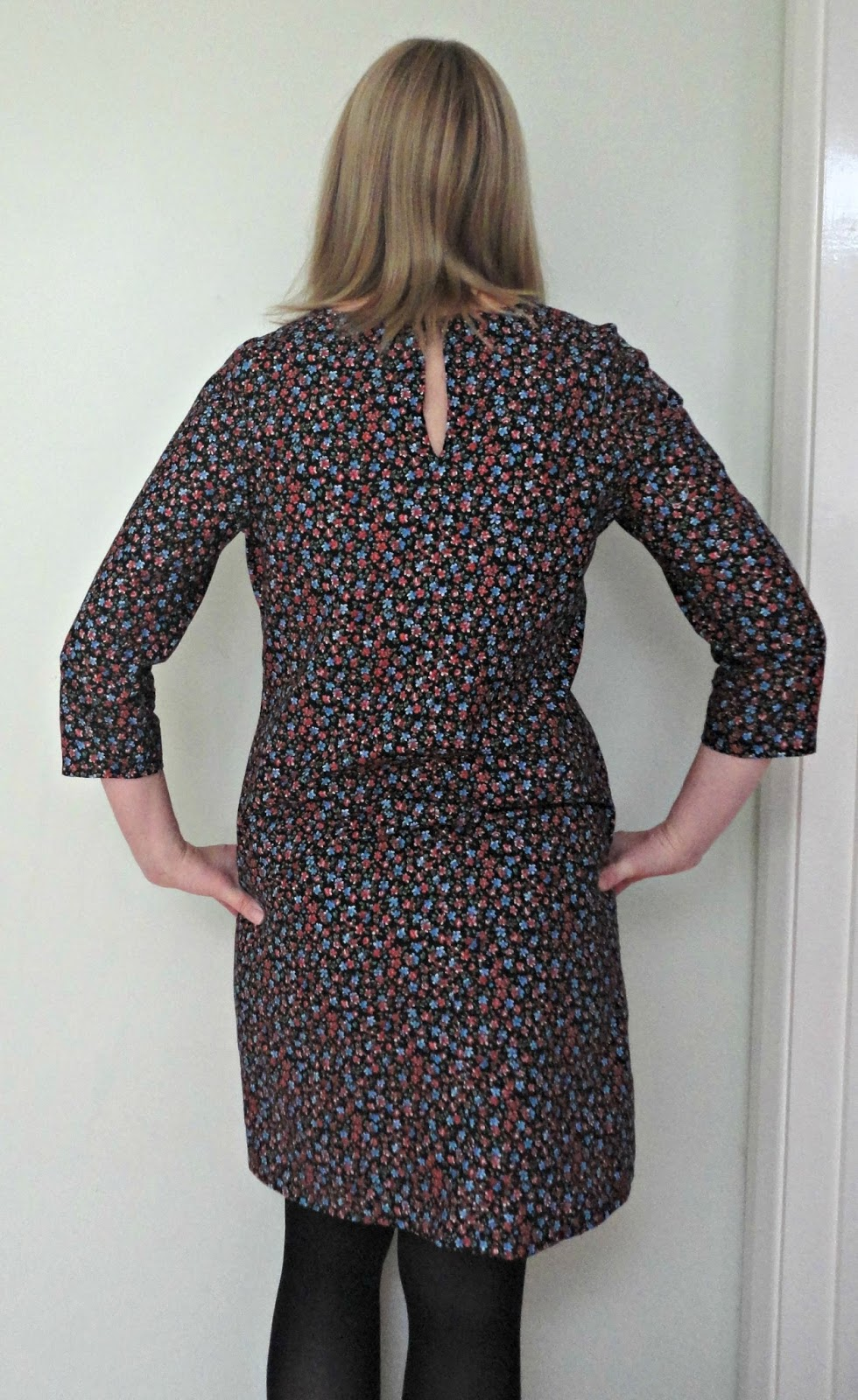Ultimate shift dress - Sew Over It