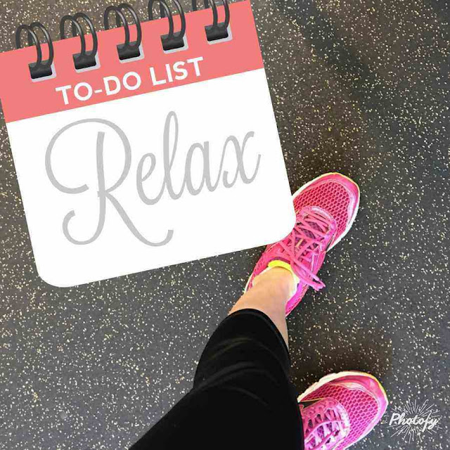 rest day off recover relax running fitness exercise program design