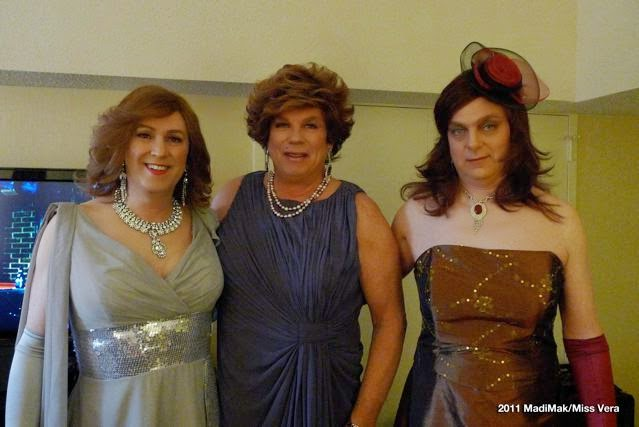 Internation Crossdressing Transgender Day Celebrations