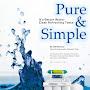 PurePro® EC106-Alkaline Reverse Osmosis Filter System - Manufacturer & Exporter
