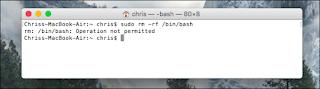 Perlindunan Sistem Mac OS dari Malware dan Virus