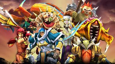 Legendary Heroes MOBA  Mod Apk v2.3.62 Update Terbaru 2017