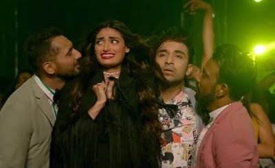 Tere Nal Nachna Video Song Out | Nawabzaade Movie