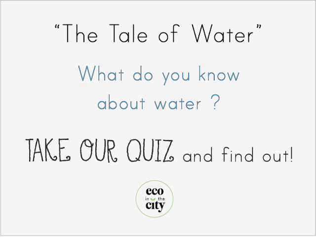 Take our quiz about water