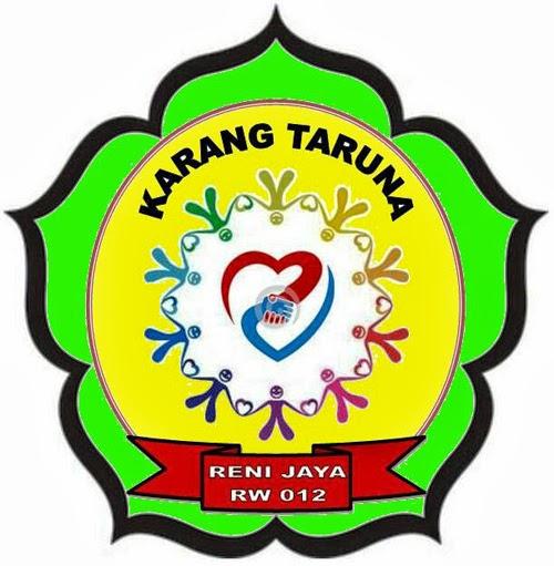 Karang Taruna Rukun Warga 12: Logo Karang Taruna RW. 012