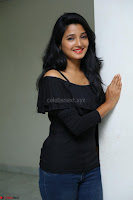 Deepthi Shetty looks super cute in off shoulder top and jeans ~  Exclusive 77.JPG