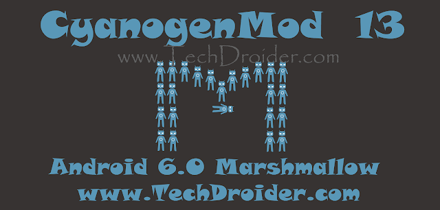 [Download] Official Cyanogenmod 13 Marshmallow Nightlies now available