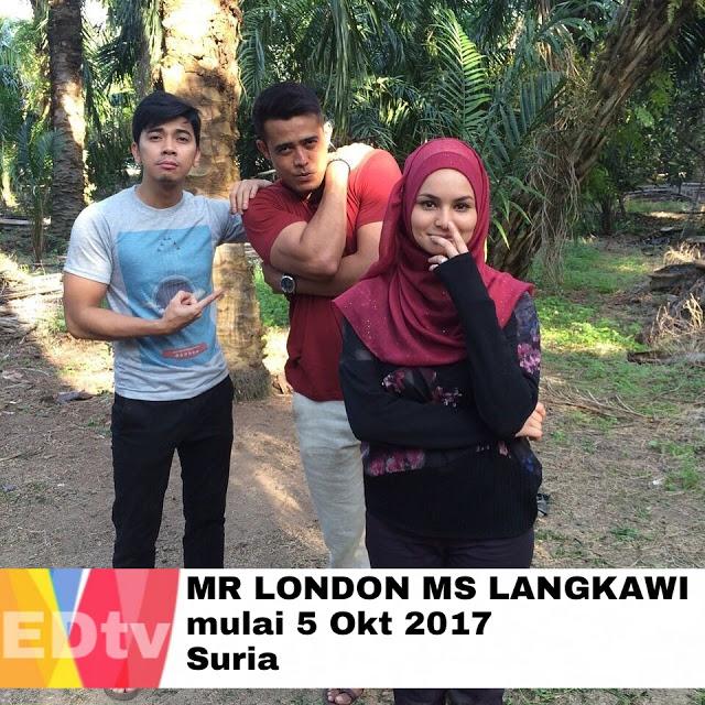 Tonton Drama Mr London Ms Langkawi Episod 5/Episod 6