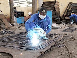 Gia công sắt thép ở TPHCM