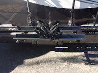 2018.5 Winnebago Fuse bike rack 2