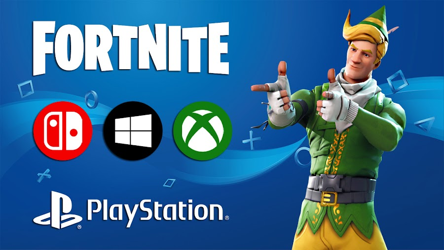 fortnite cross play beta playstation sony