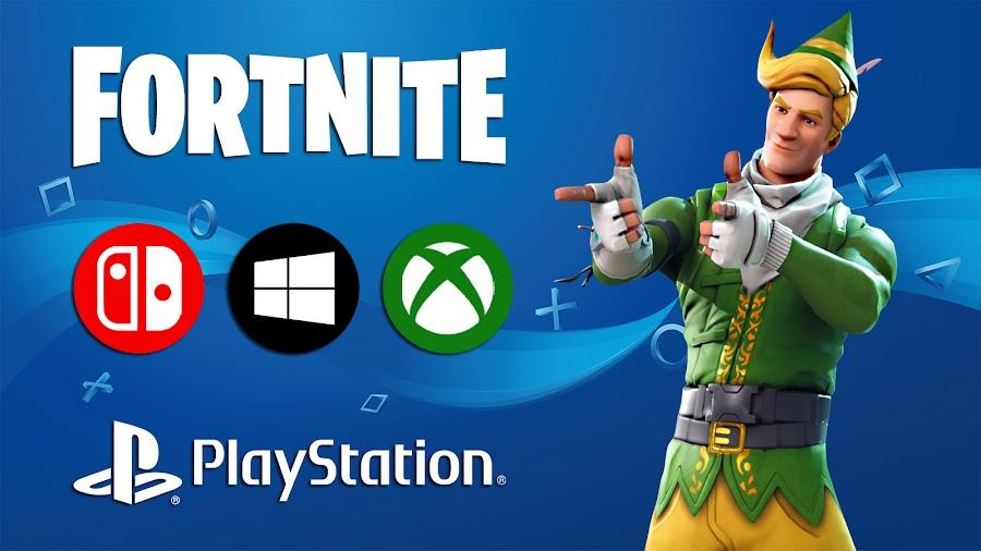 fortnite cross play beta playstation sony