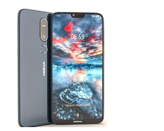 Nokia # return to competition with a distinctive phone,Nokia7.1 plus , Nokia 7.1