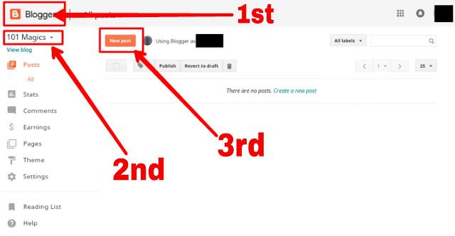 How to Setup Festival Wishing Website Script on Blogger