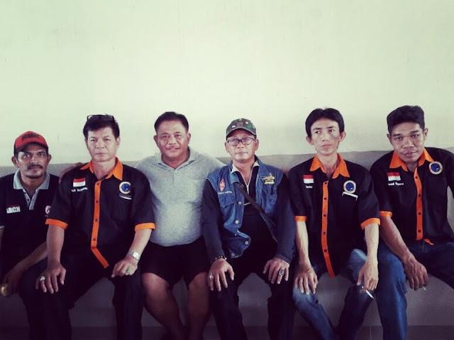 Caleg DPRD Kota Tangerang Hadiri Kremasi Kader Militannya