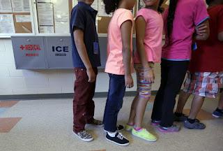 πρόγραμμα για τους ανήλικους παράτυπους μετανάστες