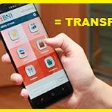 Format SMS Banking BNI Transfer Sesama BNI Dan Bank Lain