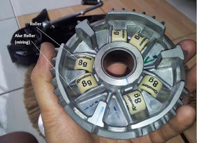 makalah transmisi otomatis motor