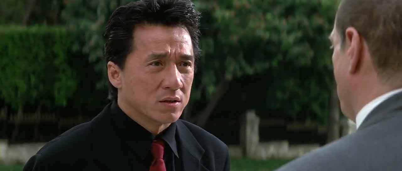 Screen Shot Of Hollywood Movie Rush Hour (1998) In Hindi English Full Movie Free Download And Watch Online at worldfree4u.com