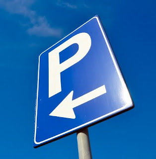 Parking in suitable places
