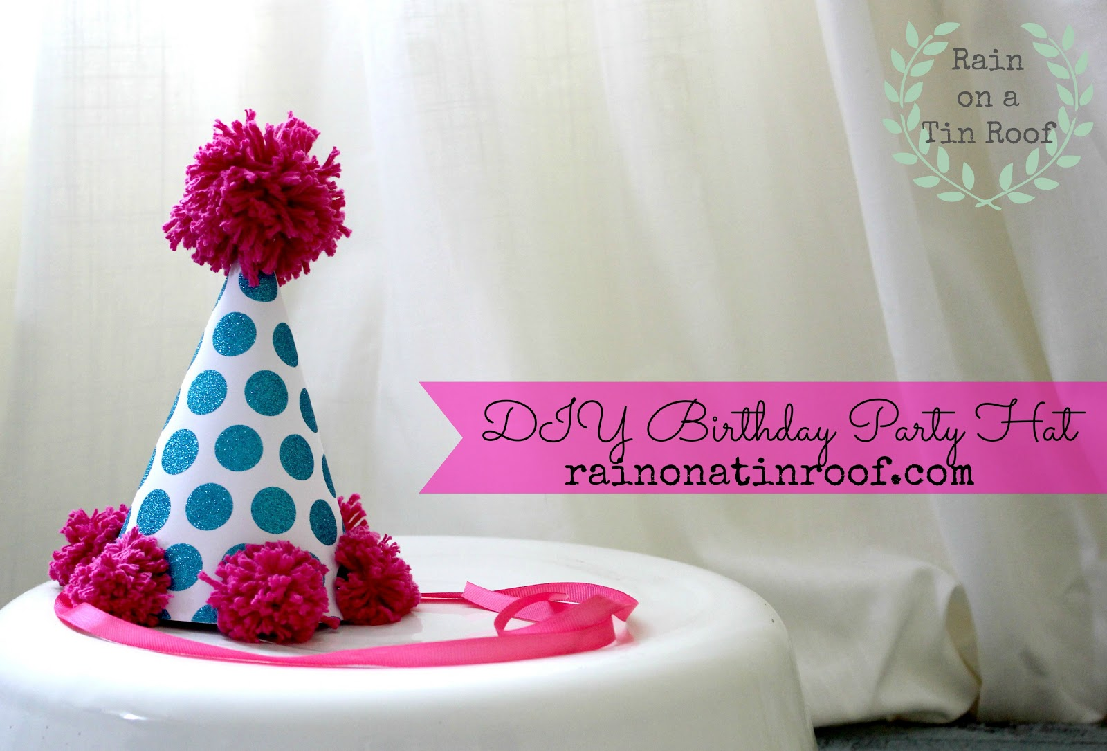 Diy Birthday Party Hat For Less Than 5 In 15 Minutes