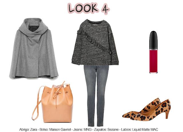 photo-Abrigo: Zara - Bolso: Maison Gavriel - Jeans: MNG - Zapatos: Sezane - Labios: Liquid Matte MAC