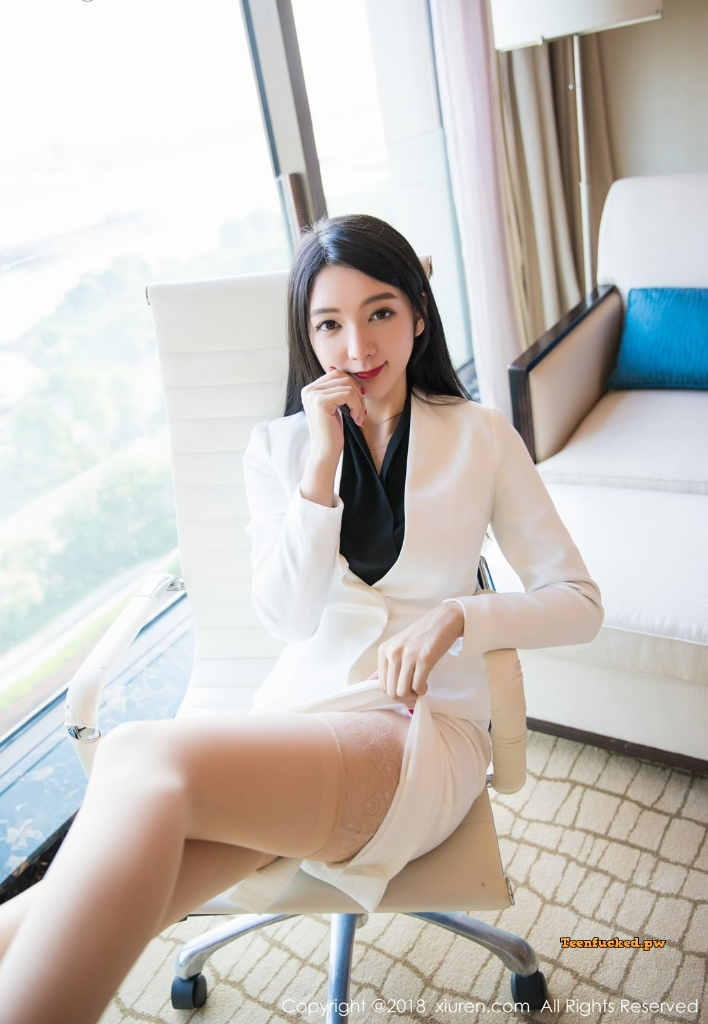 XIUREN No.1209 Xiao Reba Angela MrCong.com 023 wm - XIUREN No.1209: Người mẫu Xiao Reba (Angela小热巴) (52 ảnh)
