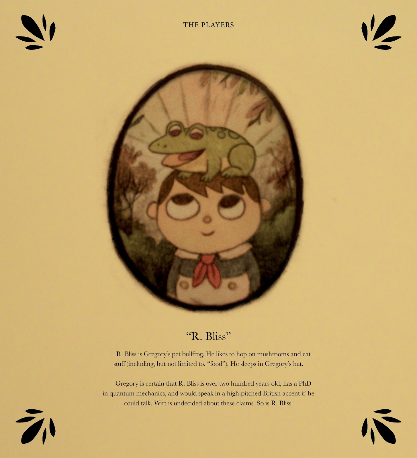 The Art of Over the Garden Wall (2017)