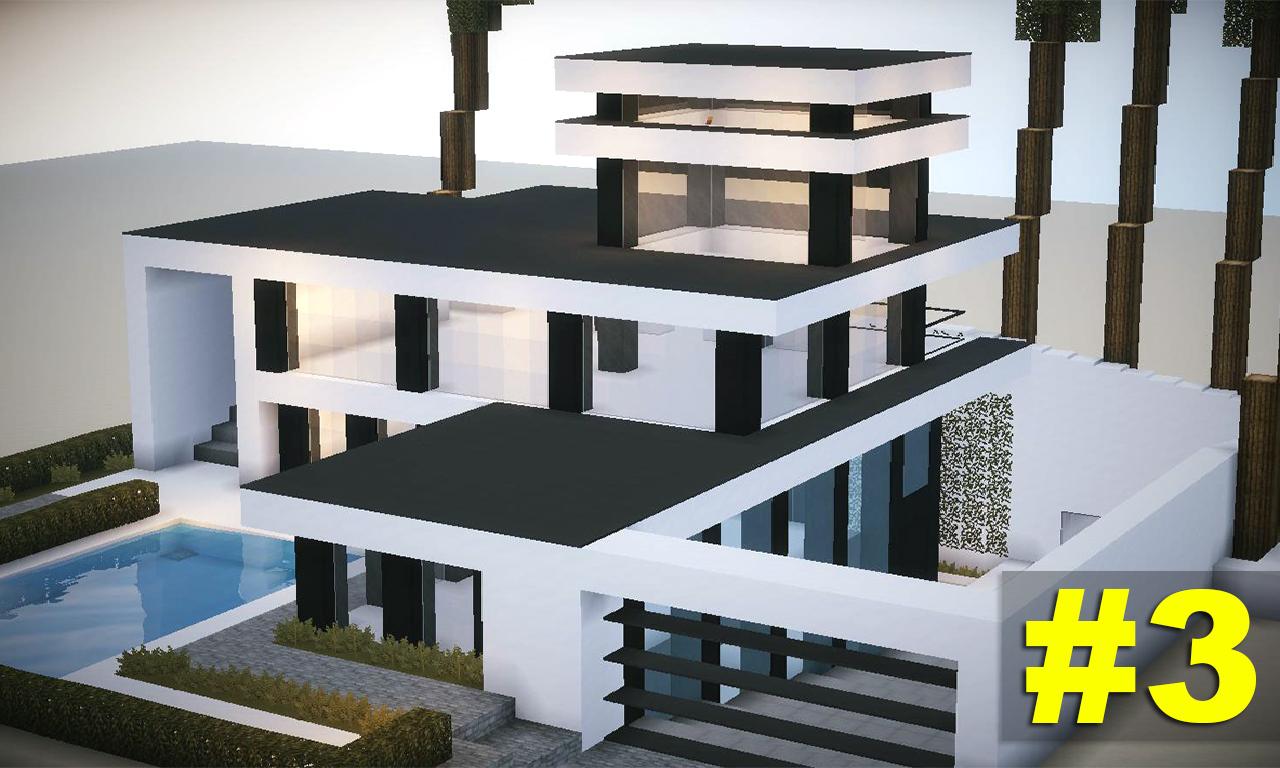Todos os downloads do canal manyacraft aqui todas as for Casa moderna 1 8