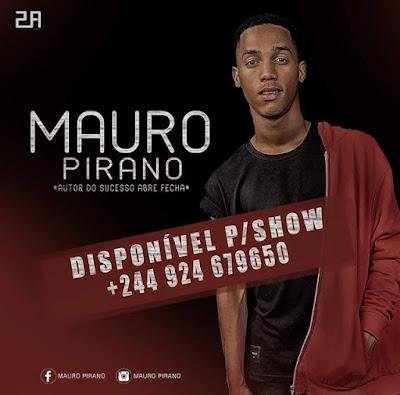 Mauro Pirano Feat. Limas do Swagg & Dj Paulo Dias - Maldição (Afro House) [Download]