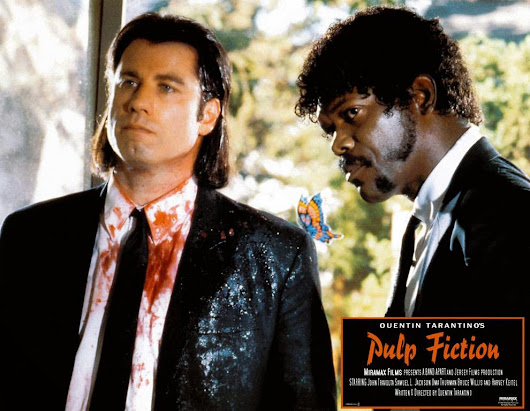 Samuel L. Jackson and his Journey through the Quentin Tarantino Universe