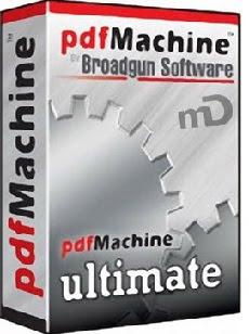 Resultado de imagen para Broadgun pdfMachine Ultimate 15
