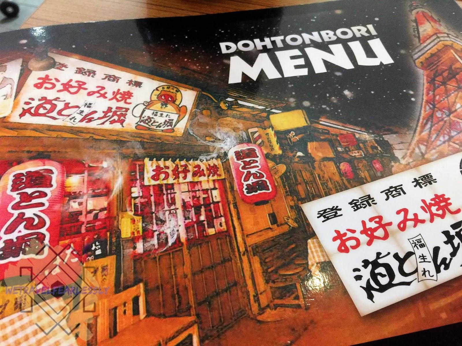 Dohtonbori - SM Megamall