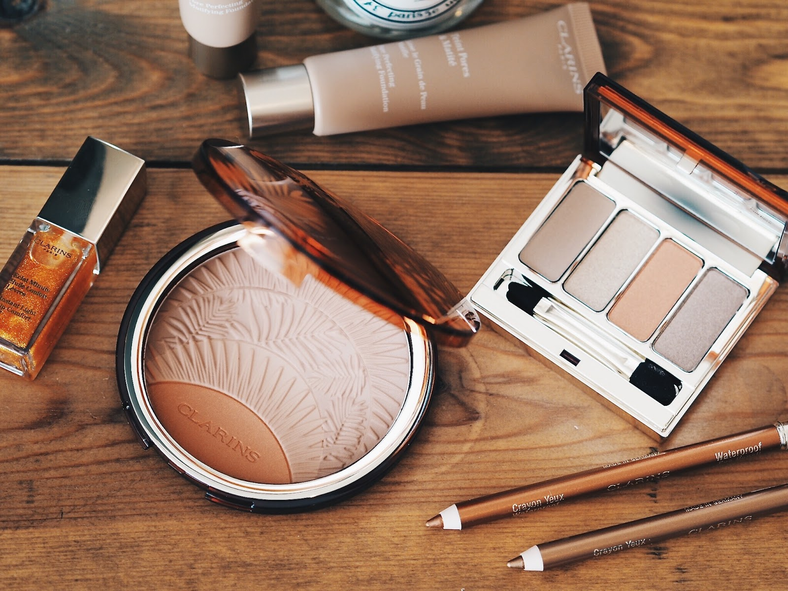 Clarins Summer Collection