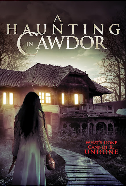 A Haunting in Cawdor cover