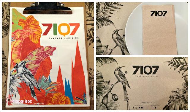 7107 Culture + Cuisine restaurant details