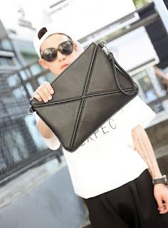 Tas Tangan Pria Model Korea Terbaru Juli 2016 Murah Dan Elegant