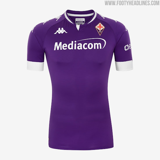 Jornada 27: AC Fiorentina vs Valencia CF Fiorentina-20-21-kits-2